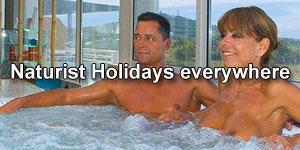 Nudist holidays