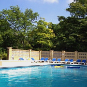 Eureke naturist swimming pool