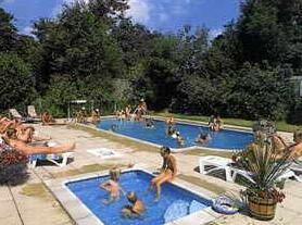 Southleigh Manor Naturist club in Cornwall