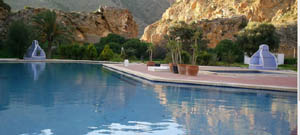 El Portus Naturist resort Spain