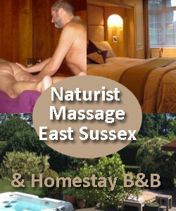 Naturist Massage East Sussex