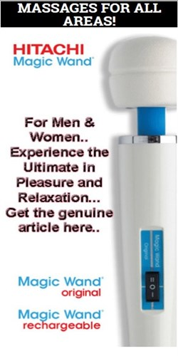 Magic Wand Massager