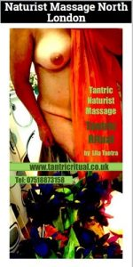 Tantric Naturist Massage in London